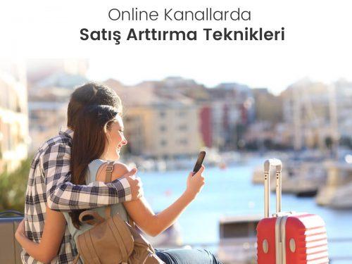 Online Kanallarda Satış Arttırma Teknikleri