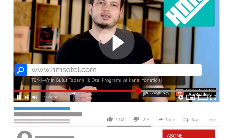 Hme Otel Programı Youtube Kanalı