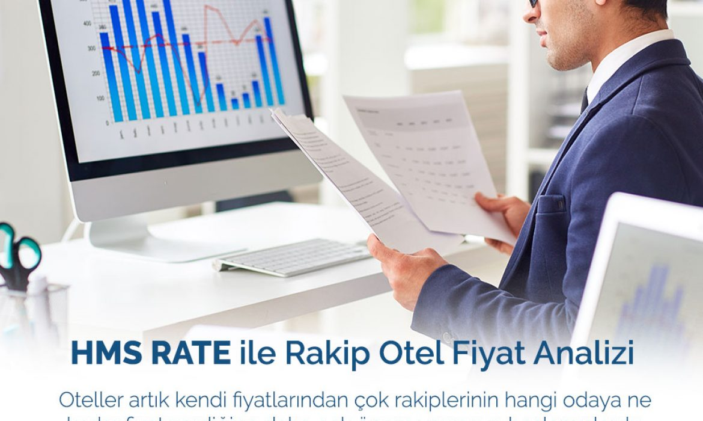 HMS RATE ile Rakip Otel Fiyat Analizi