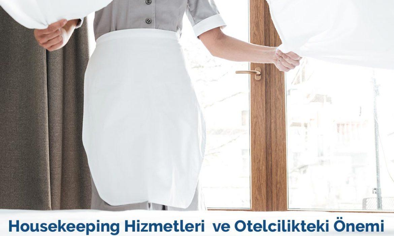 Housekeeping hizmetleri