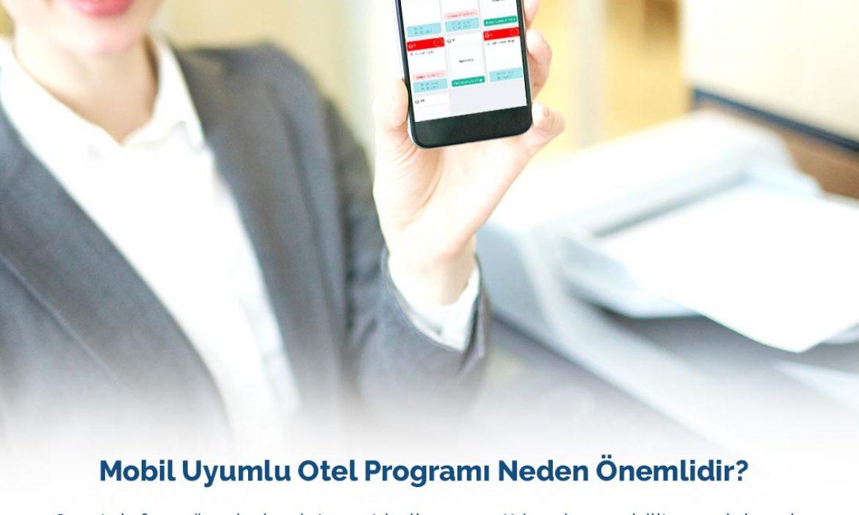 Mobil Uyumlu Otel Programı