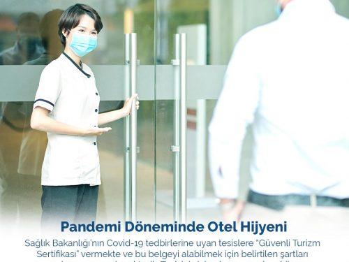 Pandemi Döneminde Otel Hijyeni