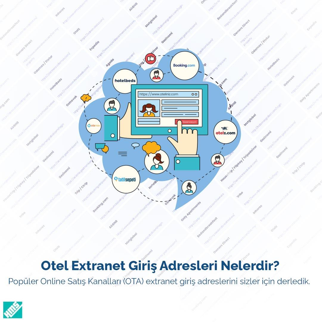 Extranet Panel Adresleri